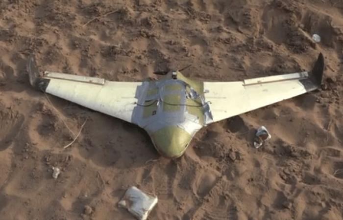 الجيش اليمني يسقط طائرة حوثية مفخخة في صعدة