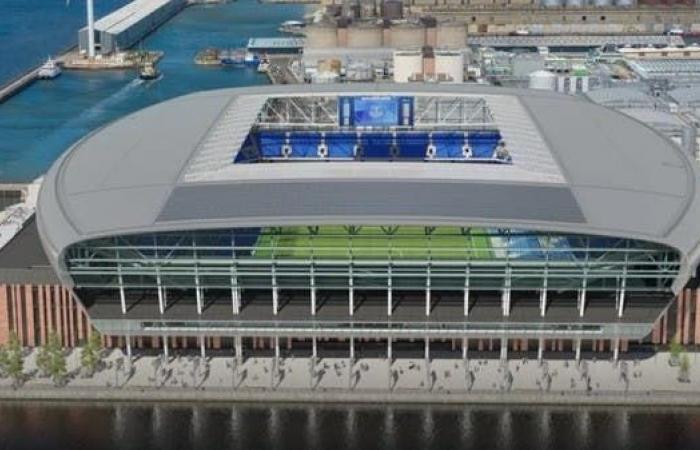 مجلس ليفربول يوافق على بناء استاد جديد لإيفرتون