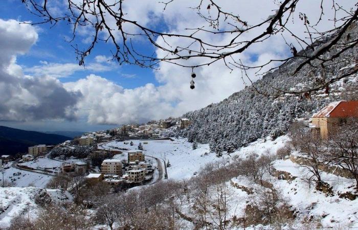تراجع حدة المنخفض الجوي برودة وثلوجاً