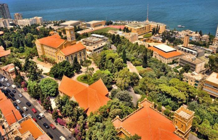 """الجامعة الأميركية في بيروت مُحاصَرة بالتحديات و""""البروباغندا"""""""