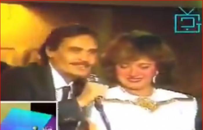 """فيديو نادر- مديحة كامل وعزت العلايلي يغنيان """"اللي يقدر على قلبي"""" ليلى مراد بصحبة الفيشاوي ومحمود ياسين"""