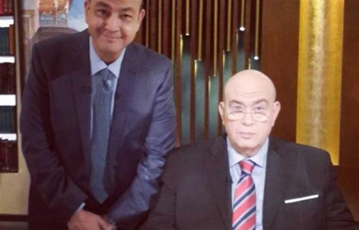 عماد أديب يصف حادث شقيقه عمرو: كان مروعًا