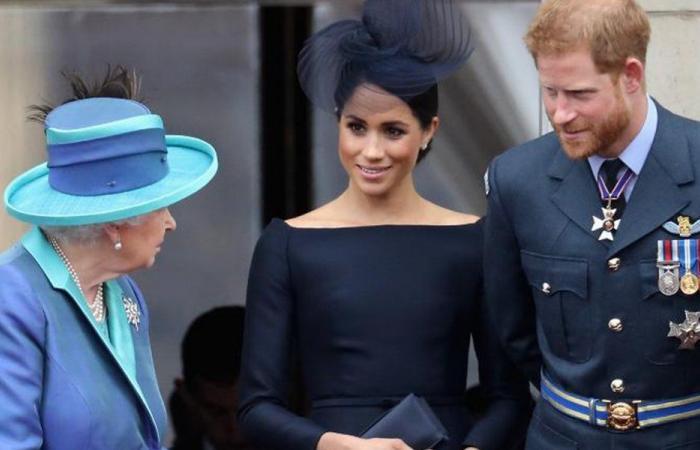 الأمير هاري وميغان ماركل يفقدان ألقابهما الرسمية