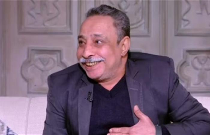 مجدي عبيد: أعاني من مشاكل في الكلام نتيجة الجلطة في المخ