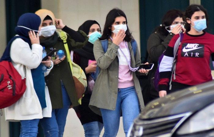 لبنان يسجّل 2255 إصابة جديدة بكورونا و51 وفاة