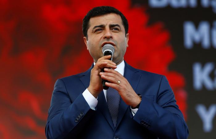 الحكم بسجن نائب تركي معارض.. بتهم إرهاب
