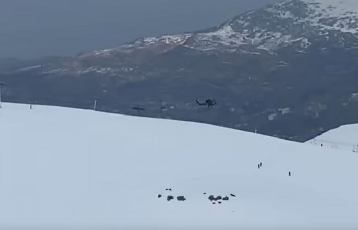 مختار كفرذبيان: لفتح مراكز التزلج فوراً