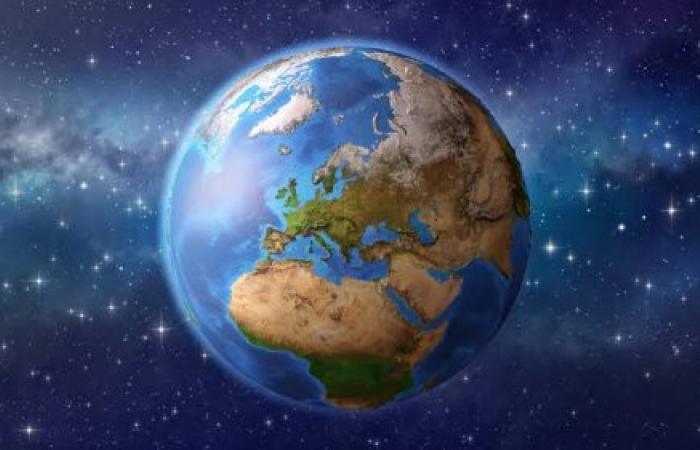 """""""كوكب الأرض""""... في أهدأ فتراته"""