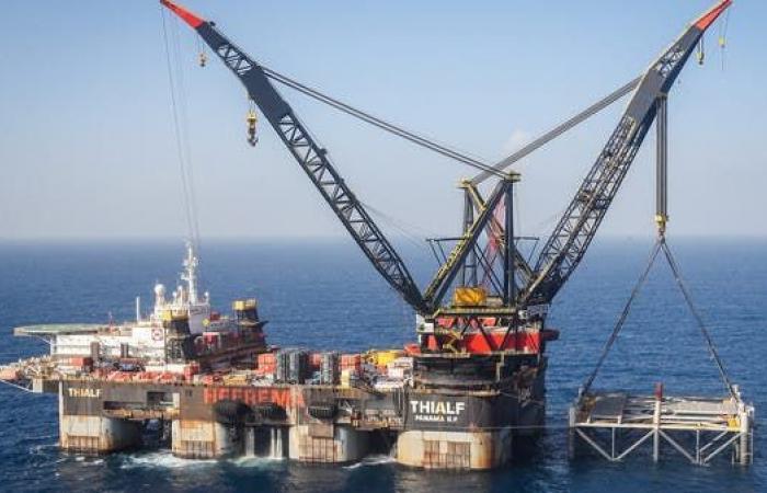 نتنياهو: تل أبيبتشكل مع القاهرة مركزاً إقليمياً للطاقة