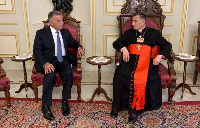 مبادرة الراعي وإبراهيم: مصالحة باسيل والحريري في بكركي