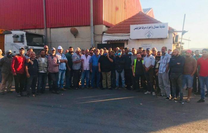 إدارة مرفأ طرابلس: تطعيم العاملين بالمرافىء أولوية