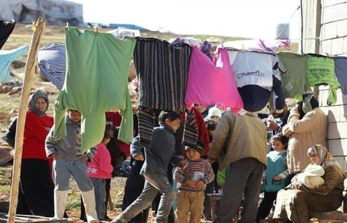 """لبنان يتلقى ضمانات سورية بـ""""عودة كريمة وآمنة"""" للنازحين"""