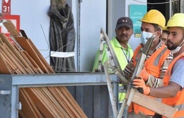 8 اشتراطات لحرية انتقال العمالة الوافدة في السعودية