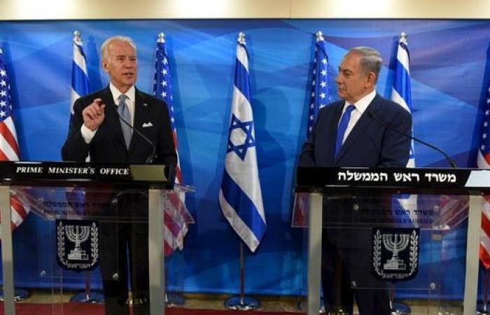 نتنياهو لبايدن: سأفعل ما يمكن لمنع حصول إيران على النووي