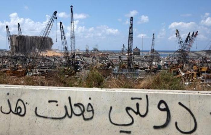 كارثة المرفأ لم تنس..مواد خطر جاثمة ثانية على قلب بيروت