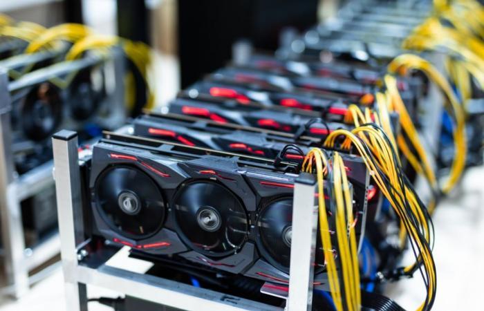 تعدين عملة Ethereum متاح عبر GeForce RTX 3060