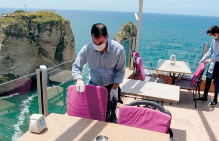 المطاعم والفنادق على درب الجلجلة: الإقفالات بالجملة