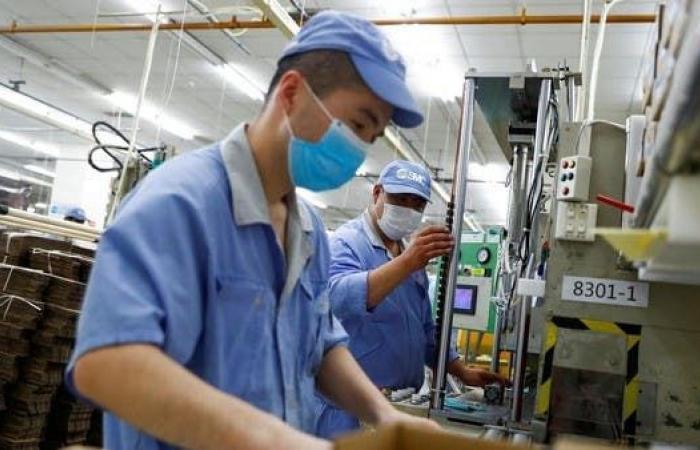 تعافٍ واضح للاقتصاد الصيني خلال شهري يناير وفبراير