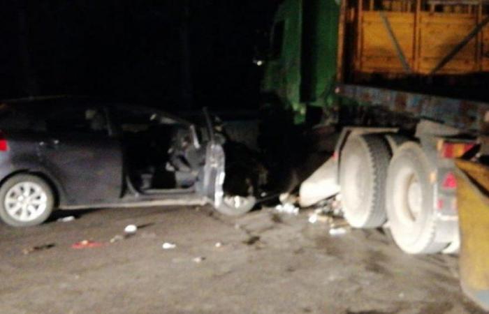 السائقون العموميون زاروا غمراوي: لا علاقة للموقوفين بحادث شكا
