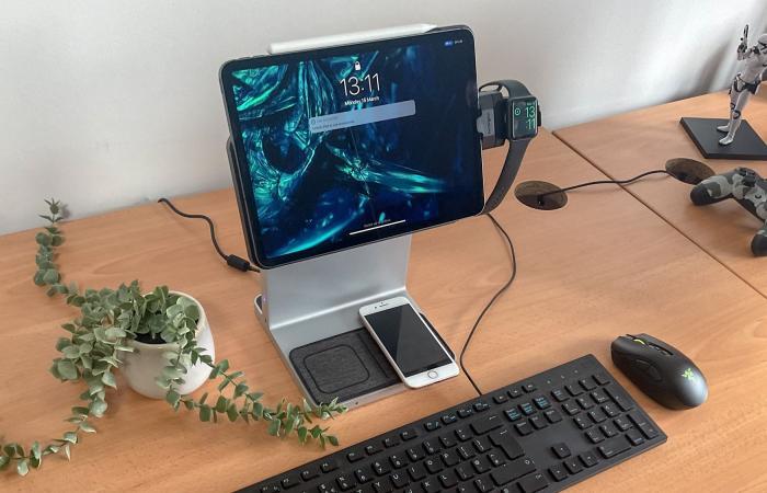 Kensington تطرح منصة جهاز آيباد StudioDock