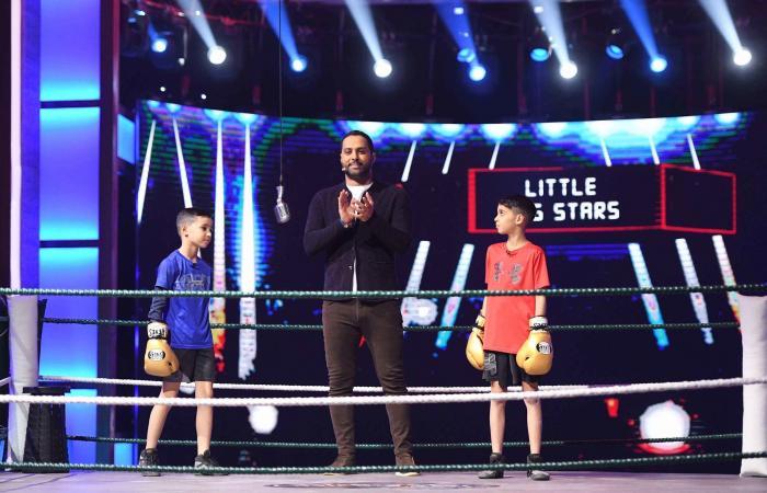 """ياسر القحطاني يكتشف مواهب الأطفال بموسم """"نجوم صغار"""" الثاني على MBC"""