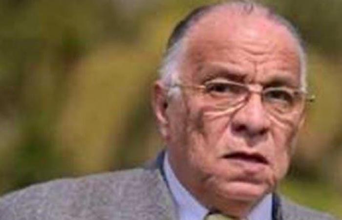 وفاة الفنان المصري عادل هاشم عن82 عاماً
