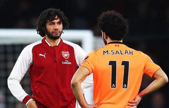 """النني يصف صلاح بـ """"أفضل لاعب"""" في تاريخ إفريقيا"""