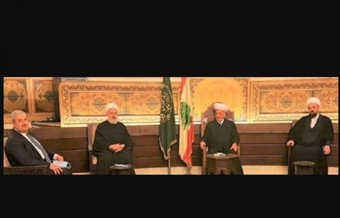 مبادرة لتأليف حكومة.. دريان التقى وفدا من المجلس الشيعي