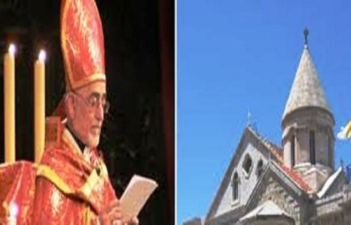 بطريركية الأرمن الكاثوليك توضح: البطريرك كريكور يتماثل للشفاء