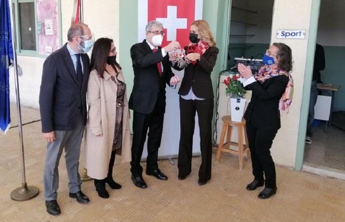بتمويل سويسري… ترميم 19 مدرسة وثانوية رسمية تضررت بانفجار المرفأ