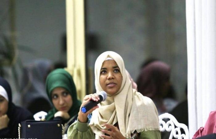 شيماء دلالي.. أول عربية تترأس اتحاد طلاب جامعة لندن