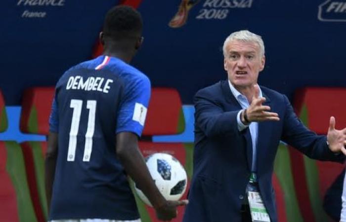 ديمبلي يعود إلى قائمة منتخب فرنسا