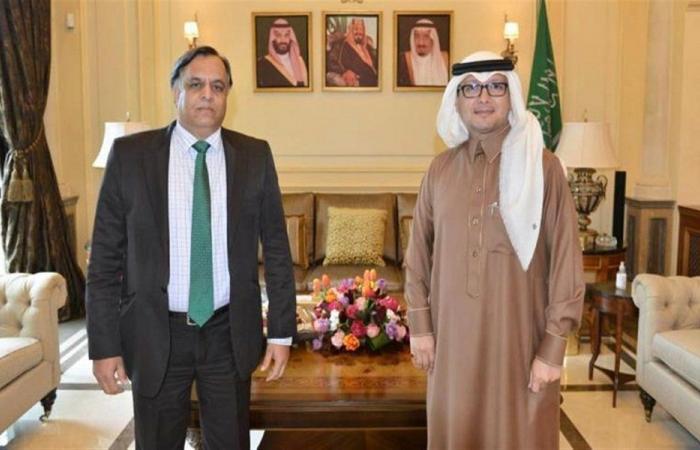 بخاري التقى السفير الهندي وبحثا في آخر التطورات