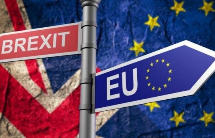 """أول شهر للانفصال.. التجارة بين """"الأوروبي"""" وبريطانيا تهوي"""
