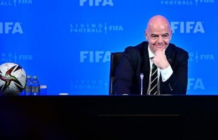 اعتماد كأس العرب في قطر 2021