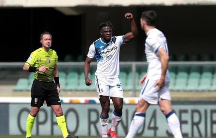 أتالانتا يحكم قبضته على المركز الرابع في الدوري الإيطالي