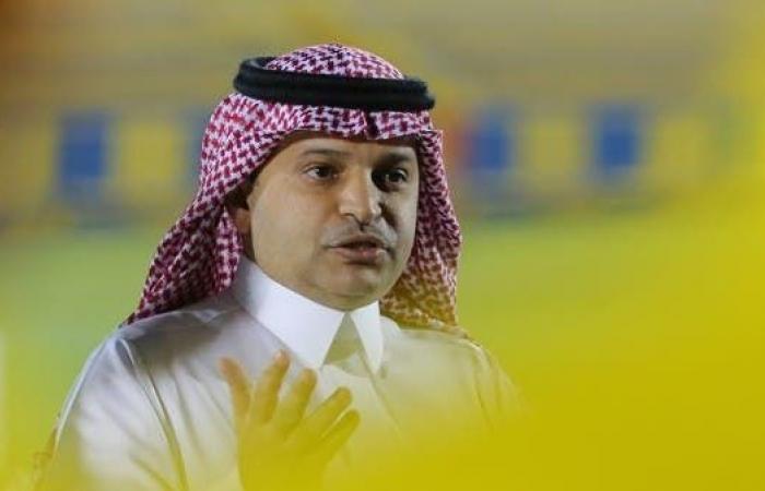مسلي آل معمر.. اسم جديد في تاريخ رؤساء النصر