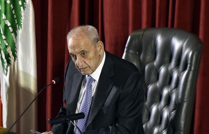 بري: لتعزيز التكامل بين لبنان والعراق بمختلف المجالات