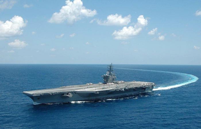 حاملتا طائرات أميركية وفرنسية تباشران عملياتهما ضد داعش