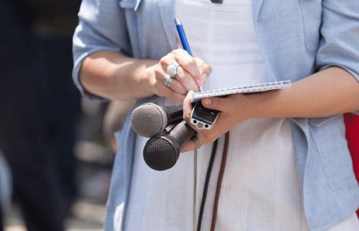 الجسم الإعلامي مستثنى من قرار حظر التجول