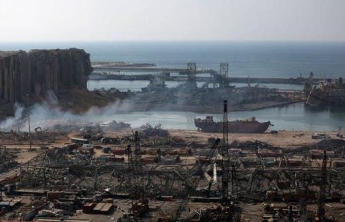 """ألمانيا تقترح خطة لإعادة بناء مرفأ بيروت.. ولكن """"بشروط"""""""