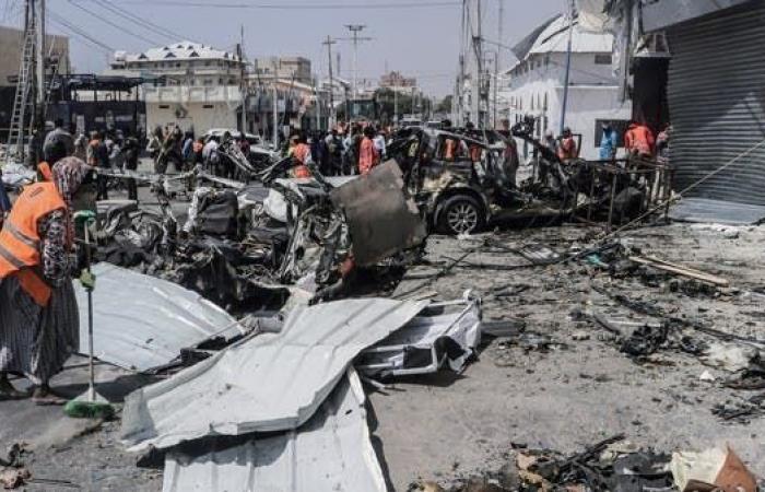قتلى من الجيش الصومالي بهجمات متزامنة.. والشباب تتبنى