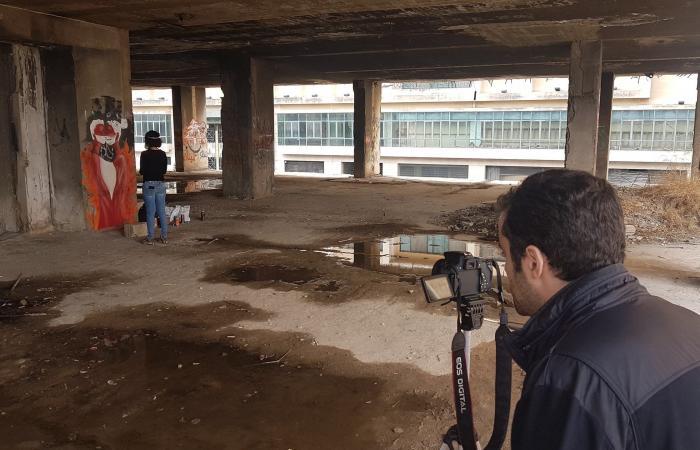 """فيلم """"أرزة تشرين"""".. أكثر من 80 ساعةَ تصويرٍ عفوية"""