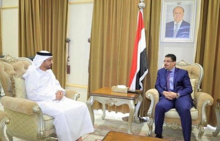 خارجية اليمن: على المجتمع الدولي الوقوف بحزم أمام تدخلات إيران