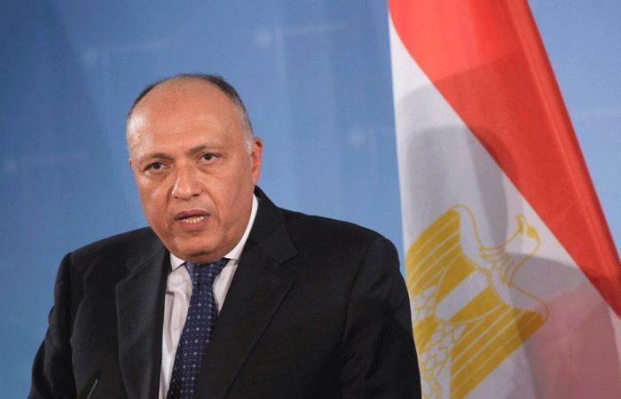 قبل لبنان… وزير خارجية مصر يزور فرنسا