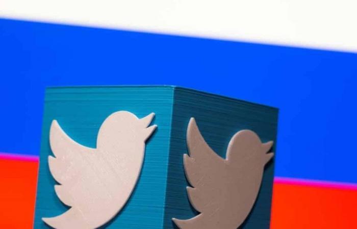 روسيا تمدد الإبطاء العقابي ضد تويتر حتى شهر مايو