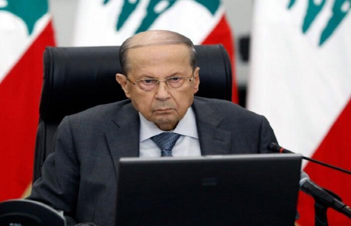 عون اتصل بالأسد للبحث في ملف ترسيم الحدود!
