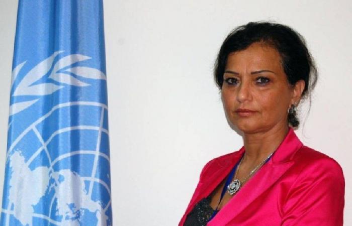 رشدي تؤكد وقوف الأمم المتحدة إلى جانب لبنان