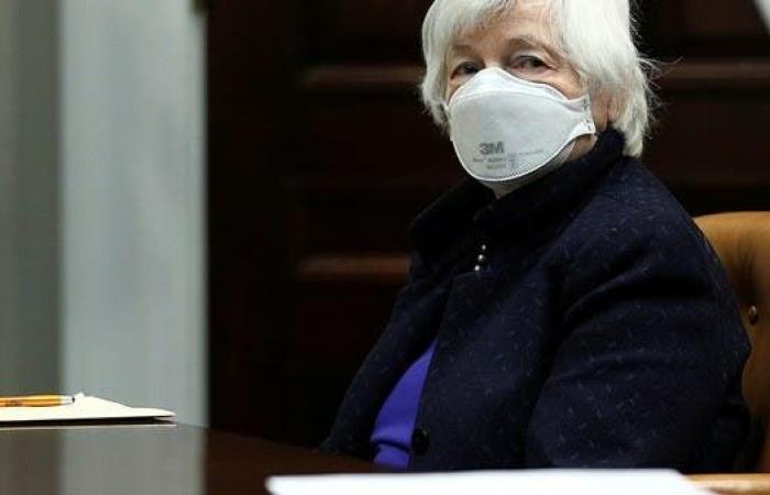 وزيرة الخزانة الأميركية: علينا التأكد من أن العالم مستعدللأزمة الصحية القادمة