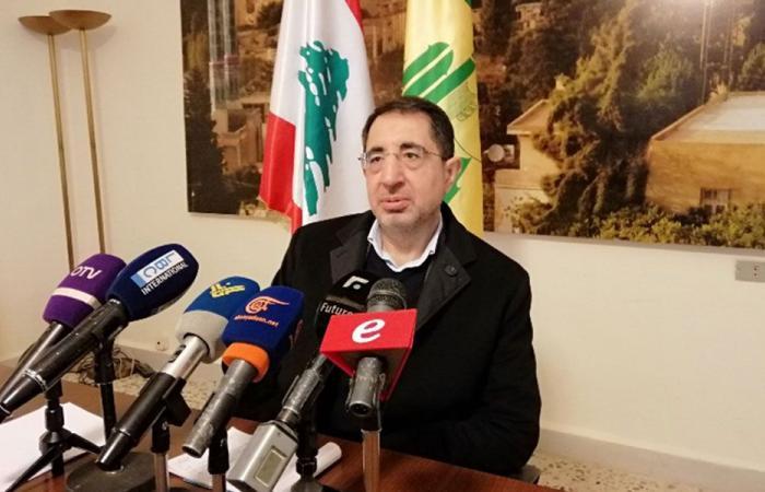 الحاج حسن: لقرارات واضحة بشأن استمرار الدعم وترشيده